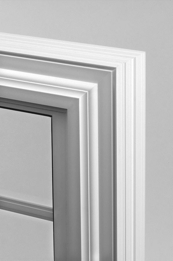 vinyl replacement windows exterior