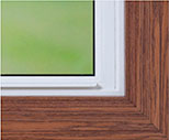 The main image for the picture frame trim.
