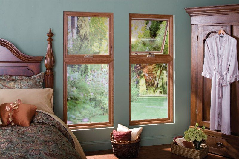 Customized Vinyl Awning Windows | Sunrise Windows