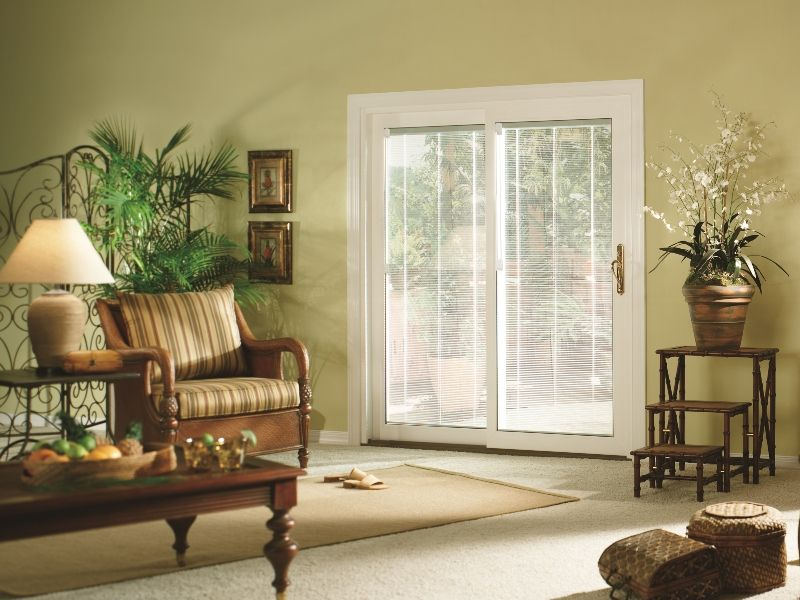 Sliding Patio Doors & Sliding Patio Doors | Energy Efficient Sunrise Windows