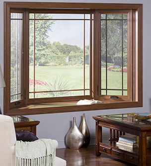 Bay window for your living room small