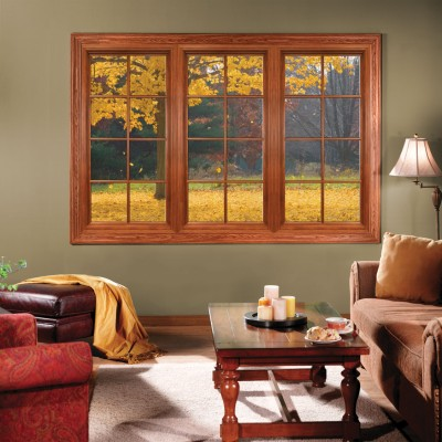 geometric windows symmetrical window panes