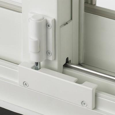 essentials sliding door track mechanism