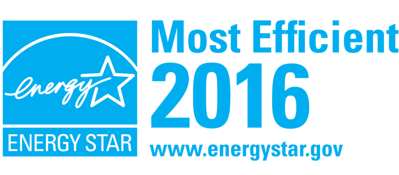Most Efficient 2016