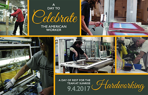 Labor Day Hours - Closed 9/4/2017