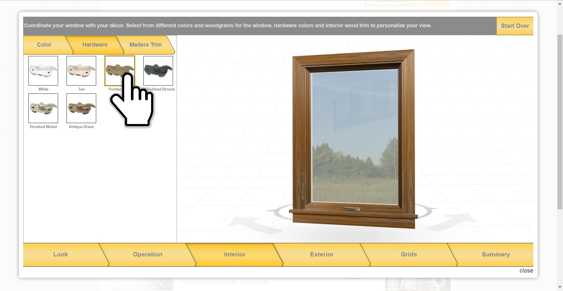 visualizer tool hardware